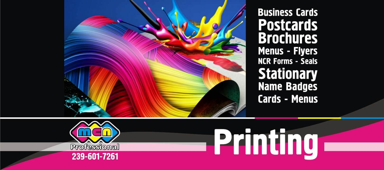 A Business Card Printing
