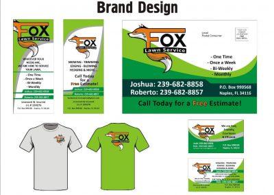 fox lawn Brand