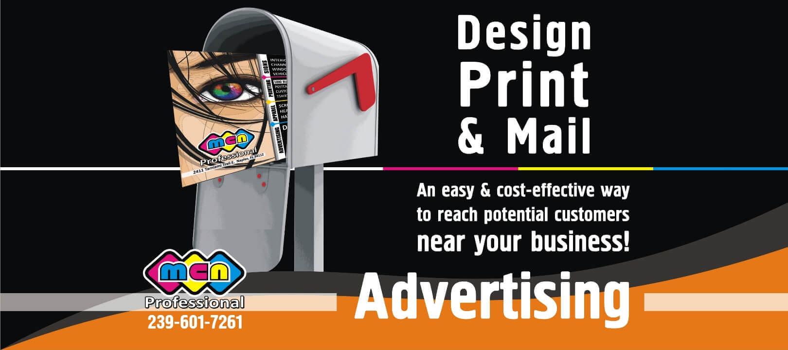 C Design Print  Mail