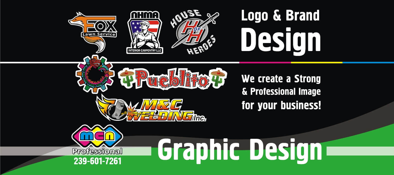 F Logo brand Design