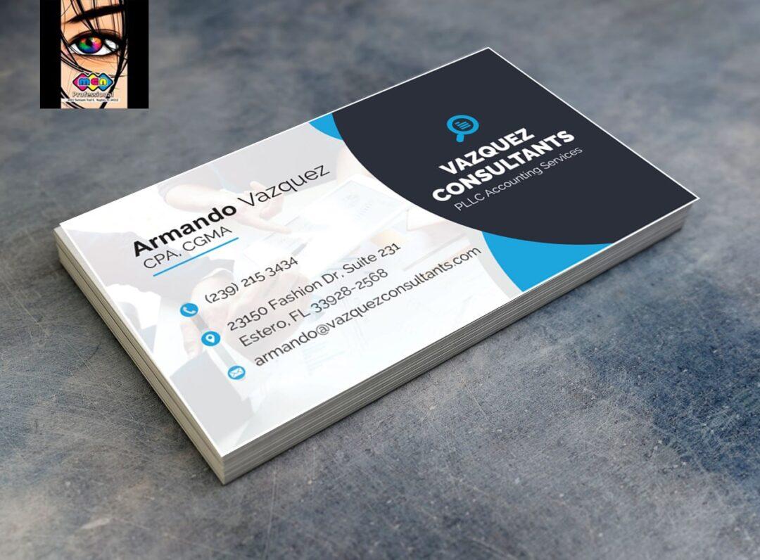 Tarjetas de presentacion Naples fl business cards design and printing 1