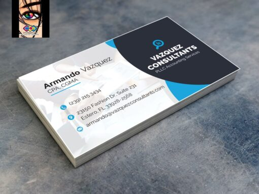 Business Cards Armando
