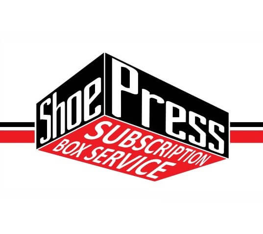 Logo Design Shoe Press