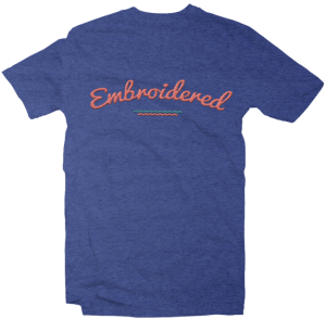 t-shirt-embroidered-blue