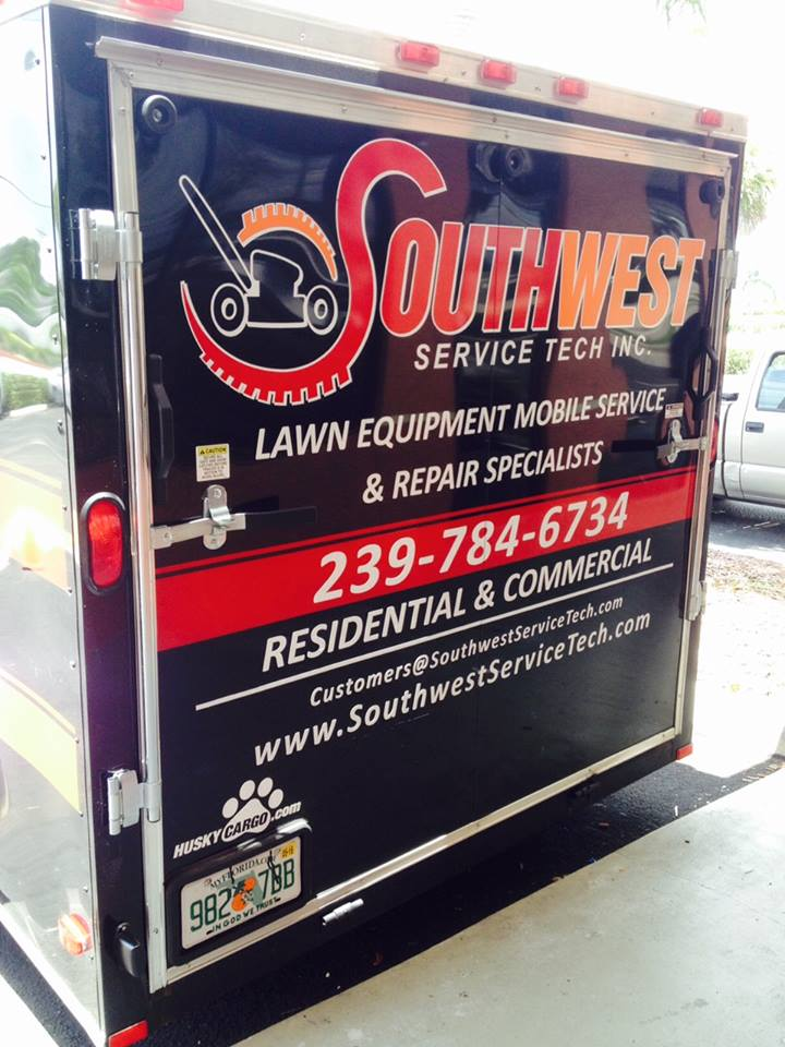 Vehicle Graphic Naples FL