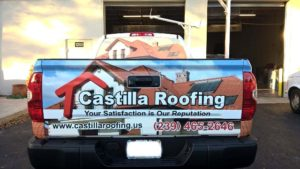 pickup truck semi wraps 1 castilla roofing