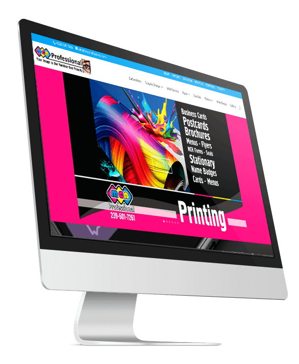 Website Design Naples FL Responsive Web Design